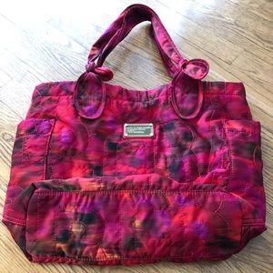 Marc Jacobs   Fuchsia 'Tate' Tote Bag